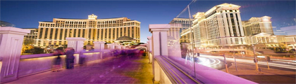 Cassidy Travel - Las Vegas Holidays