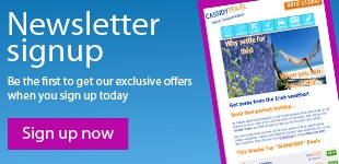 Cassidy Travel special Offers