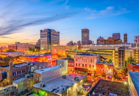 American holidays to Memphis with Cassidy Travel