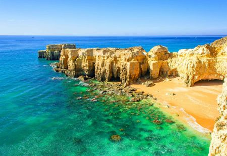 Cheap holidays to the Algarve from Shannon Airport with Cassidy Travel