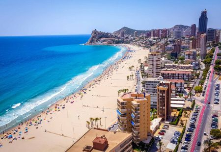 Cheap holidays from Shannon to Benidorm with Cassidy Travel