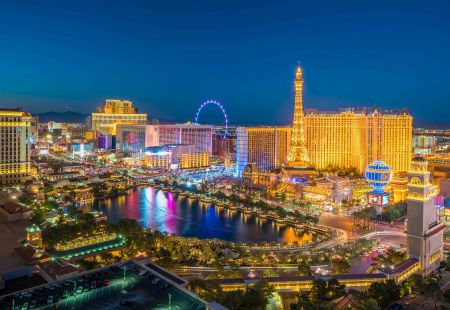 Cheap holidays from Shannon to Las Vegas with Cassidy Travel