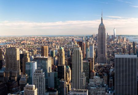 Cheap holidays from Shannon to New York with Cassidy Travel