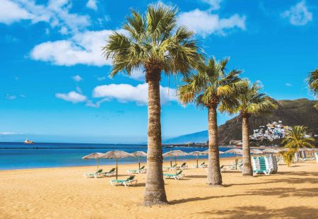 Cheap holidays to Tenerife with Cassidy Travel