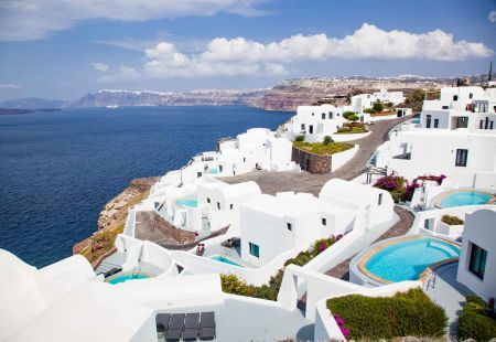 Greece Holidays with Cassidy Travel