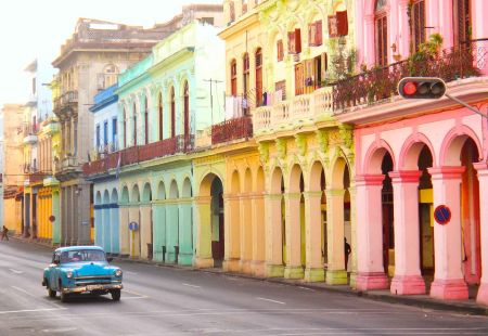 Holidays to Cuba with Cassidy Travel