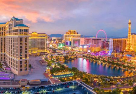 American Holidays to Las Vegas with Cassidy Travel