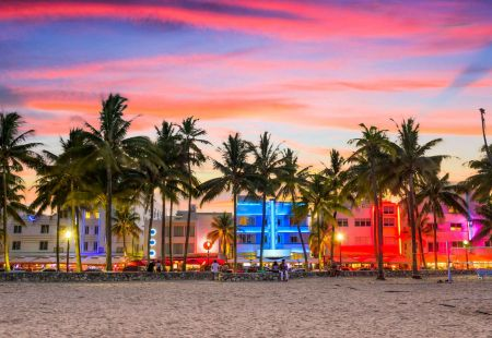 American holidays to Miami with Cassidy Travel