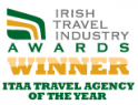 Irish Travel Industry Awards Winner Agency of the Year