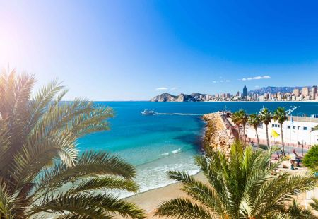 Last Minute holidays to Benidorm with Cassidy Travel