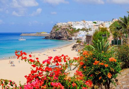 Last Minute Holidays to Fuerteventura with Cassidy Travel