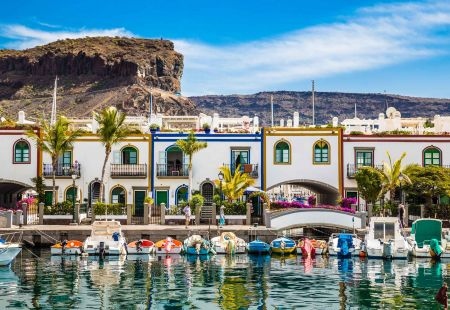 Last minute holidays to Gran Canaria with Cassidy Travel