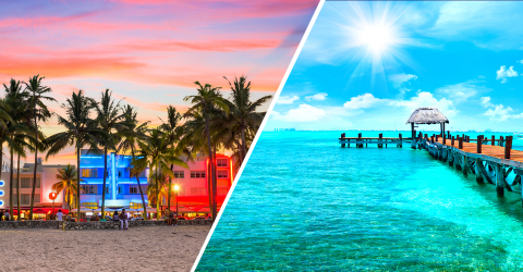 Multi Centre Holiday to Cancun and Miami