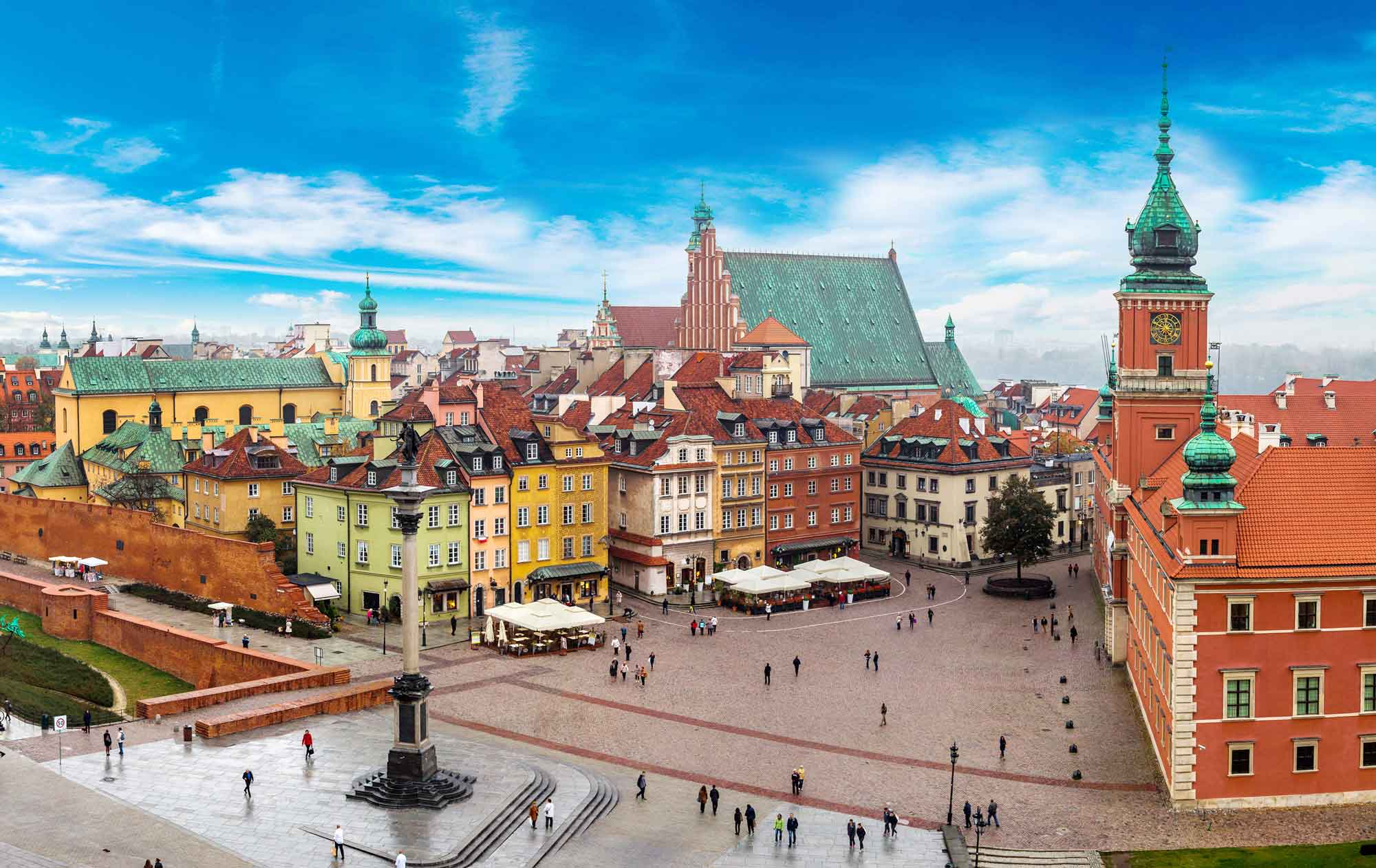 Cassidy Travel: Holidays To Warsaw