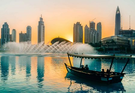 Winter Sun Holidays to Dubai with Cassidy Travel