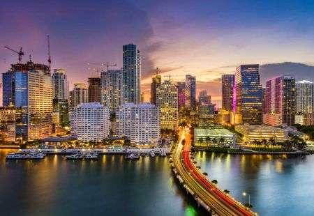 Winter sun holidays to Miami with Cassidy Travel